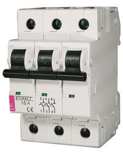 Ogranicznik mocy ETIMA T 10A 3P 400V ETI