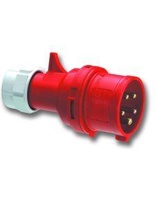 Wtyczka przenośna 16A 5P IP44 400V PCE