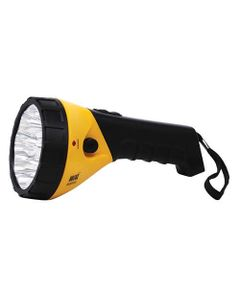 Latarka ładowalna LED PUSKAS-3 HL333L 0,9W czarny IDEUS