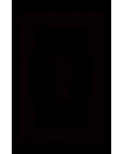 Oprawa 10V TANGO KINKIET DUO ciepły biały 02-01-02-01-0242