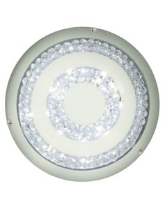 MONZA LAMPA SUFITOWA PLAFON 30 1X10W LED 6500K