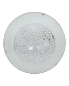 PRISTINA LAMPA SUFITOWA PLAFON 30 1X10W LED 6500K