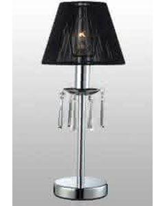Lampa nocna LAMKPA 40W Tkanina LAMPEX