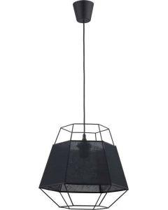 Lampa wiszaca CRISTAL 60W Czarny TK LIGHTING