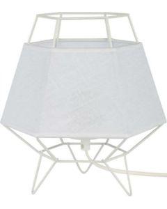 Lampa nocna WHITE 60W Bialy TK LIGHTING
