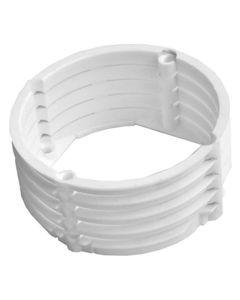 Pierścień dystansowy segmentowy 60x30 biały SIMET