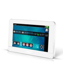 Manipulator z ekranem dotykowym 7'' biały INTEGRA INT-TSI-WSW