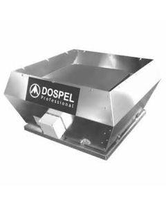 Wentylator dachowy przeciwwybuchowy WDEx 630 Srebny DOSPEL