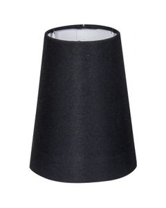 Abazur do lamp CONE Czarny