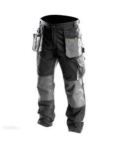 Spodnie robocze rozmiar S/48 NEO szary