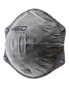 Półmaska przeciwpyłowa z aktywnym węglem FFP2 3 szt.