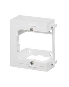 SENTIA Adapter do rozbudowy puszki natynkowej biały 1480-20