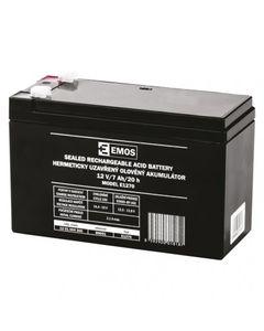 Akumulator ołowiowy AGM 12V 7Ah F4,7 B9691
