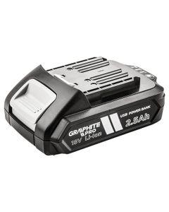Akumulator 18V Li-Ion 2,5Ah K29195