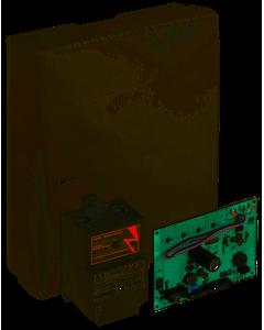 Zasilacz buforowy 12V DC 3A obudowa na akumulator 17 Ah APS-30
