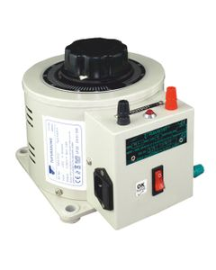 Autotransformator 1-fazowy AUTO KIEA  8 230V/0-260V 6,5A 19854-0033