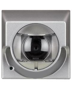 AXOLUTE Kamera wewnętrzna CCD 1,3 systemu 2-przewodowego aluminium 391661