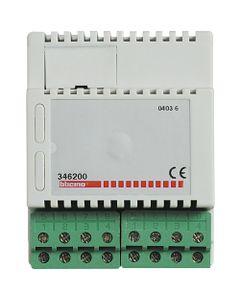 Sterownik funkcyjny 2W, 4 moduły 346200