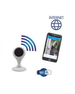 Bezprzewodowa kamera monitorująca IP wewnętrzna, mini OR-MT-GV-1808