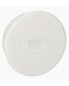 Ładowarka bezprzewodowa do Smartfona z portem USB biała OR-AE-1367/W