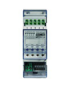 MyHome Axolute Aktor modułowy z 4 przekaźnikami F411/4