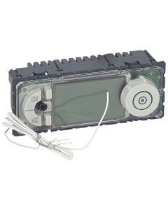 CELIANE Tuner RDS z ekranem LCD i zasilaczem 230V 067326