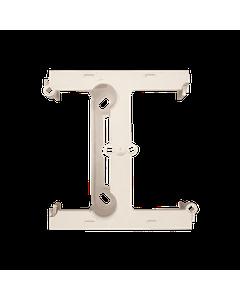 Modul rozszerzajacy puszki natynkowej pojedynczej SIMON 10 Kremowy