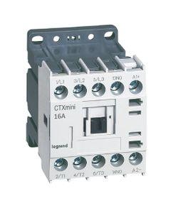 Stycznik 16A 3P 24V DC 1Z CTX3 mini 41...