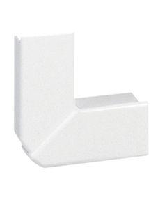 Kąt płaski regulowany 40x20 DLP biały ...