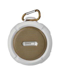 Przenośny odtwarzacz multimedialny Soundbox złoty EMOS