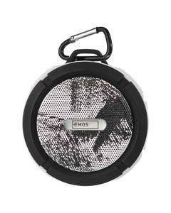 Przenośny odtwarzacz multimedialny Soundbox czarny EMOS