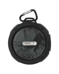 Przenośny odtwarzacz multimedialny Soundbox szary EMOS