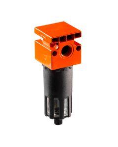 Filtr sprężonego powietrza 1/2 cala metalowa obudowa 12-580