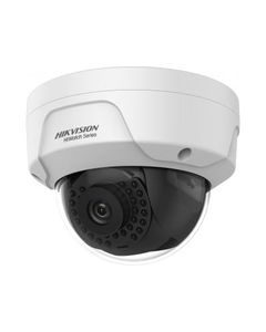 Kamera kopułka IP, HWI-D140H-M(2.8mm) 4MP 30m IR, H.265+, 120db Ture WDR, metal Hikvision