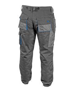 Spodnie robocze rozmiar XXL HOGERT grafit
