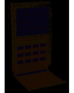 Klawiatura typu zamek typ I zielone podświetlenie INT-SZ-GR