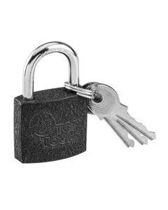 Kłódka żeliwna 30 mm 3 klucze 90U300