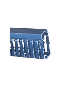 Korytko grzebieniowe BA7 60x40 niebieskie BA760040BL /2m/