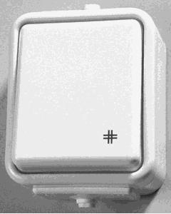 Lacznik krzyzowy CEDAR IP44 SCHNEIDER