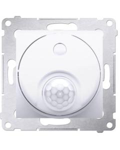 Simon 54 Czujnik ruchu biały DCR10T.01/11