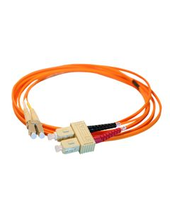 Patch cord światłowodowy SC/LC duplex ...