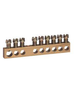 Listwa przyłączeniowa standardowa 24x16mm2+1x25mm2 004807