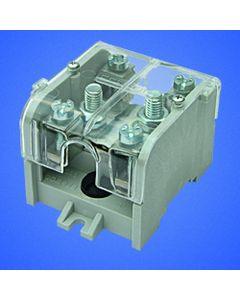 Odgałęźnik instalacyjny 1x95mm2/ 4x35mm2 szary LZ–1*95/35 P 46.195