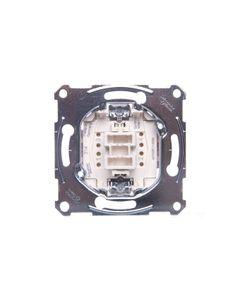 Merten Łącznik krzyżowy 16AX 250V IP20 MTN3617-0000