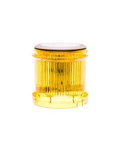 Moduł świetlny żółty z diodą LED 24V AC/DC światło pulsujace SL7-BL24-Y 171388