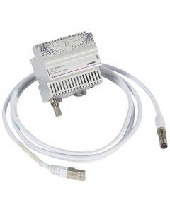 Rozdzielacz sygnału TV kablowej, 4 wyjścia 413019