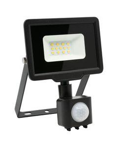 Naświetlacz LED XENO 10W z czujnikiem ruchu  800lm 6500K IP65 ANLUX LED2-NL-XENO-S-10W-CW