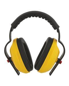Nauszniki ochronne przeciwhałasowe żółte SNR 25dB 82S122