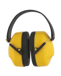 Nauszniki ochronne przeciwhałasowe żółte SNR 29dB 82S125
