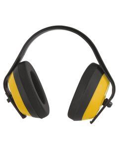 Nauszniki ochronne przeciwhałasowe żółte SNR 26dB 82S121